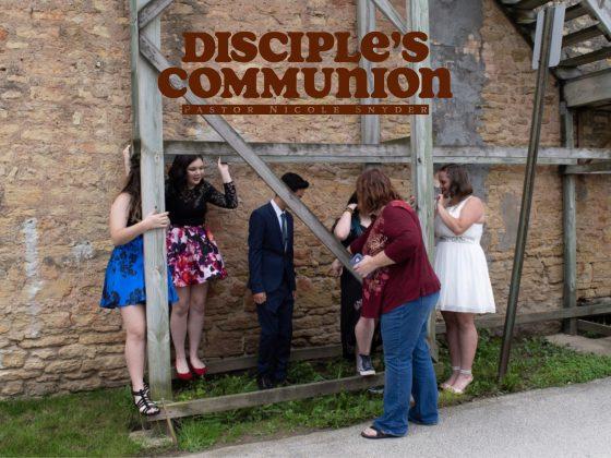 Disciple's Communion