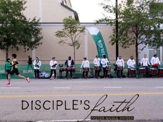 Disciple's Faith