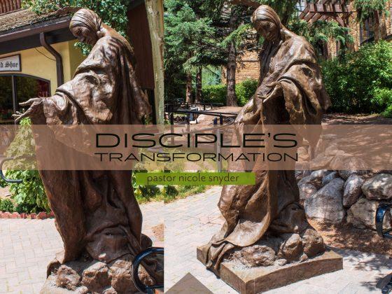 Disciple's Transformation