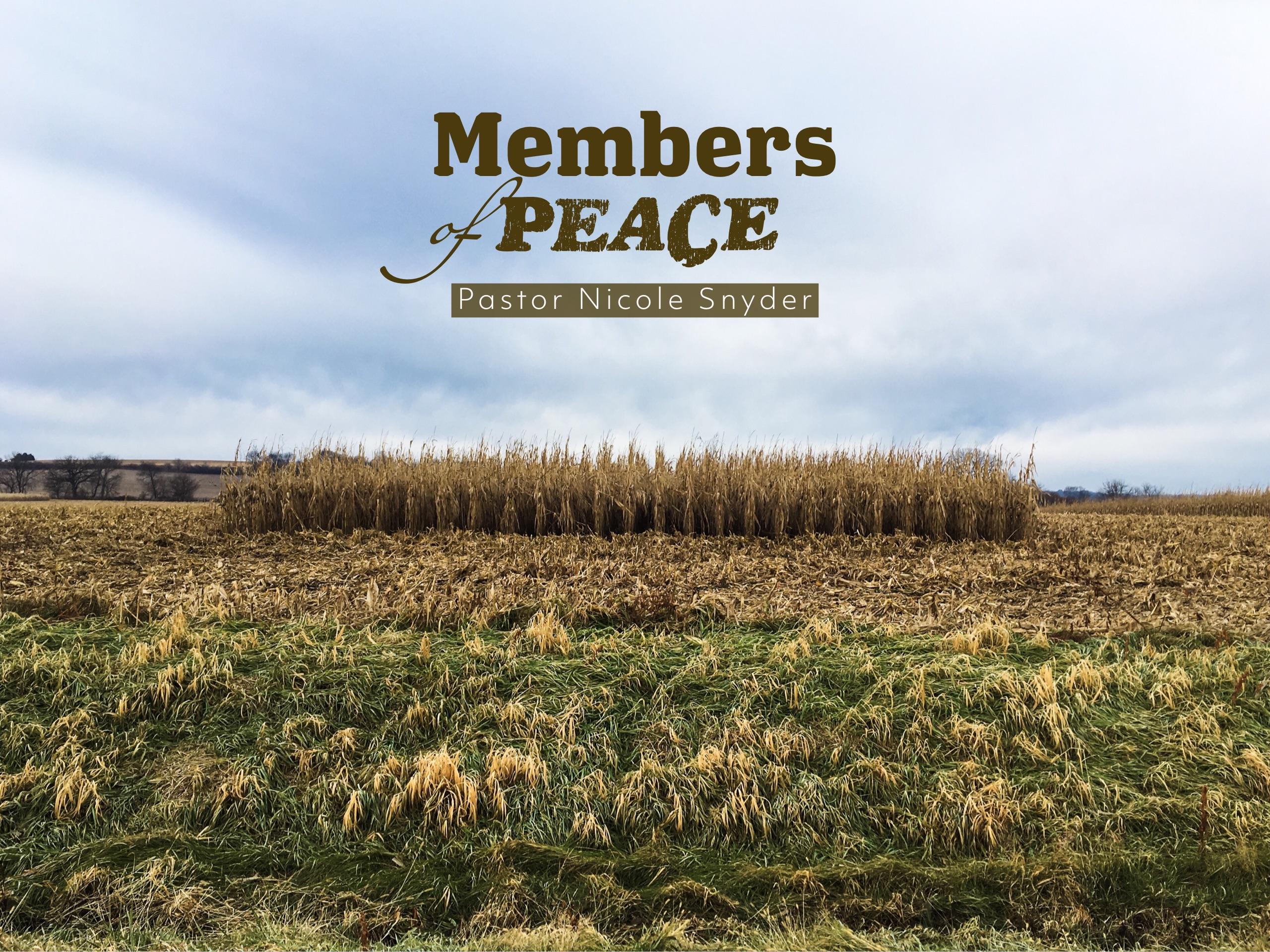 Members of Peace