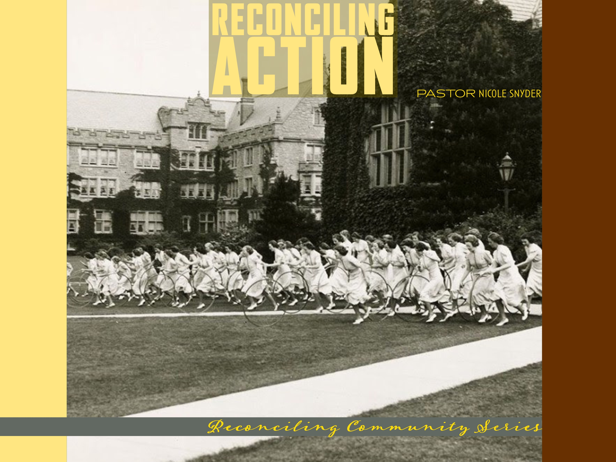 Reconciling Action