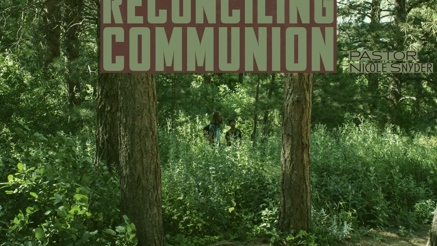 Reconciling Communion